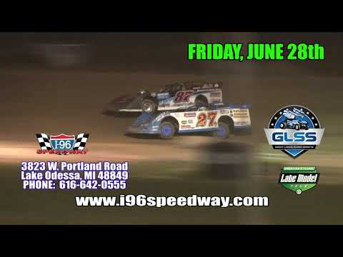 "2019 06 28 | I-96 Speedway (MI) - ""Ultimate Battle of Speed"" - Promo"