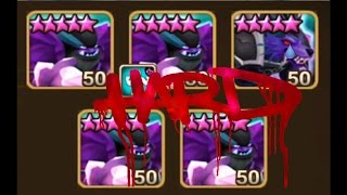 summoners war toa hard stage 56 may 2016 obtainable monster