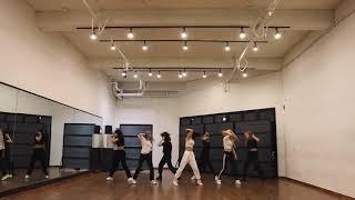 [라임소다] LIMESODA - WAVE (웨이브) | (Dance Practice Mirrored)