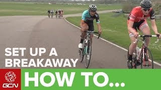 How To Set Up A Breakaway | Racesmart
