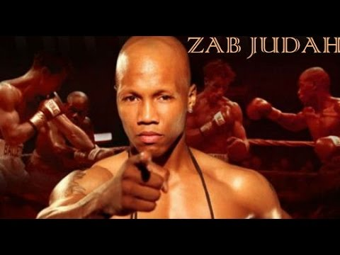 ZAB JUDAH    Highlights/Knockouts