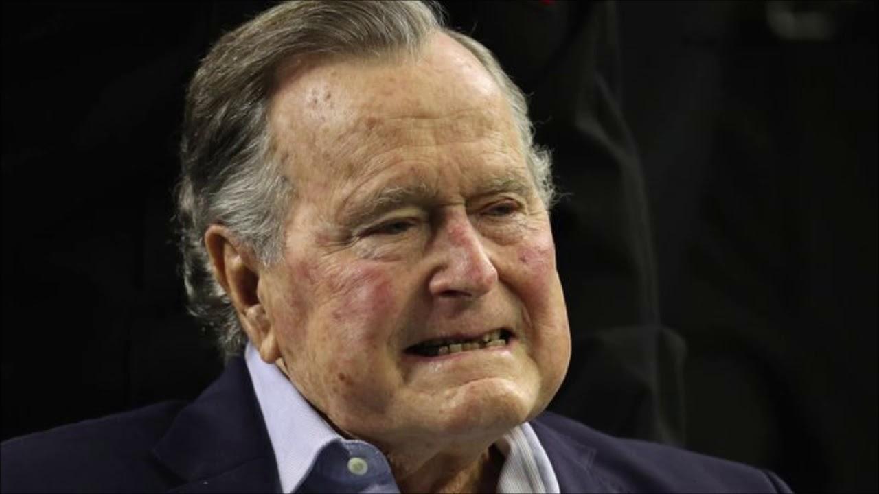 Former President George HW Bush Dies At 94
