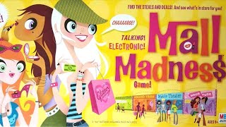 Ep 161: Electronic Mall Madness Board Game Review (Milton Bradley 2004 ed)