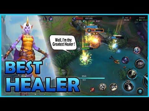 The Greatest Healer in Wild Rift? | Soraka Gameplay | Wild Rift (Closed Beta)