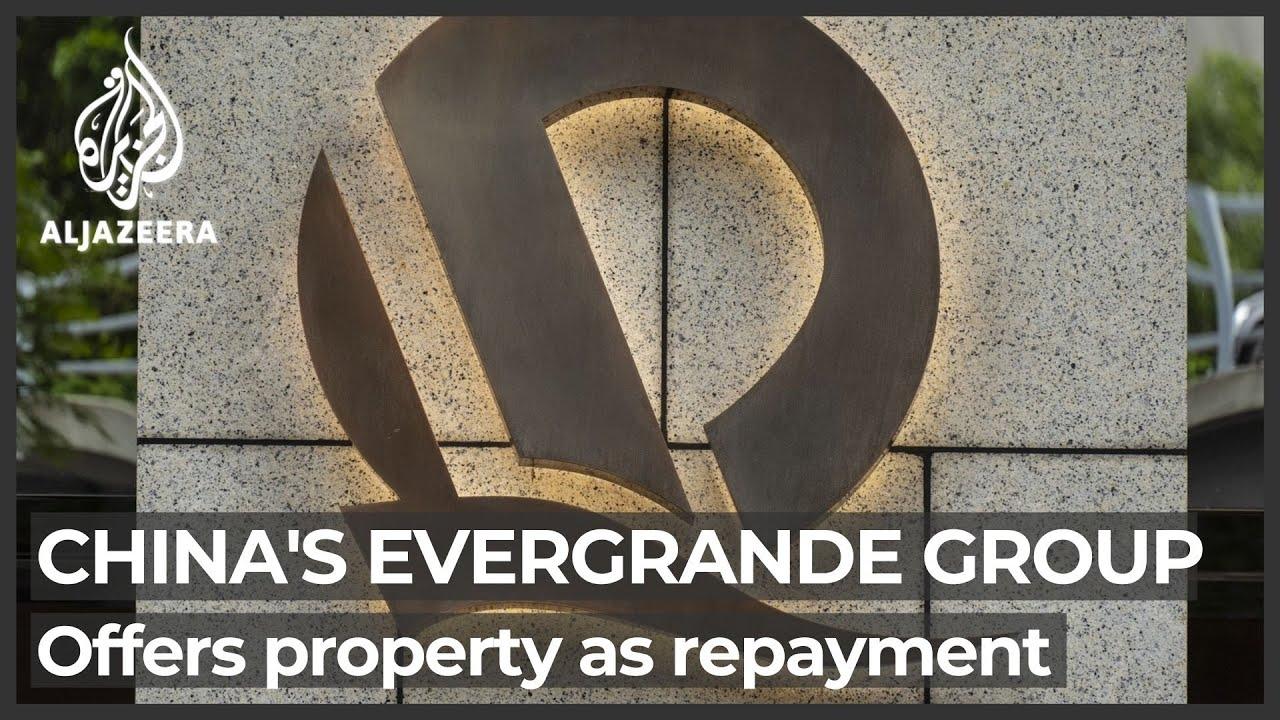 Download China pumps $14bn in cash into market amid Evergrande crisis