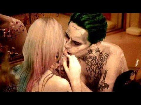 Джокер и Харли. Секс наркотики.