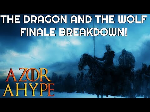 Game of Thrones Season 7 Finale Breakdown - The Dragon and the Wolf