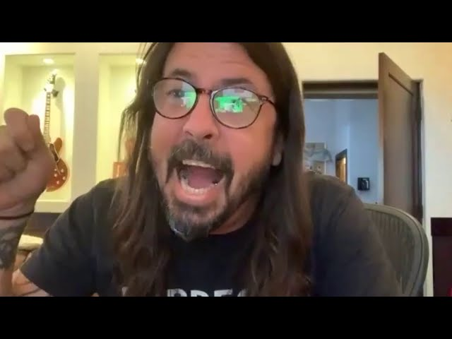 The full interview with Dave Grohl from Foo Fighters about Medicine At Midnight | Triple M