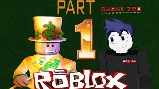 ROBLOX Guest Story !! [PART 1]