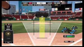 MLB 15 The Show Zone Hitting Guide and Tips