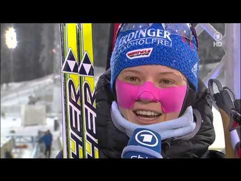 Kaisa Mäkäräinen and Miriam Gössner - Friends