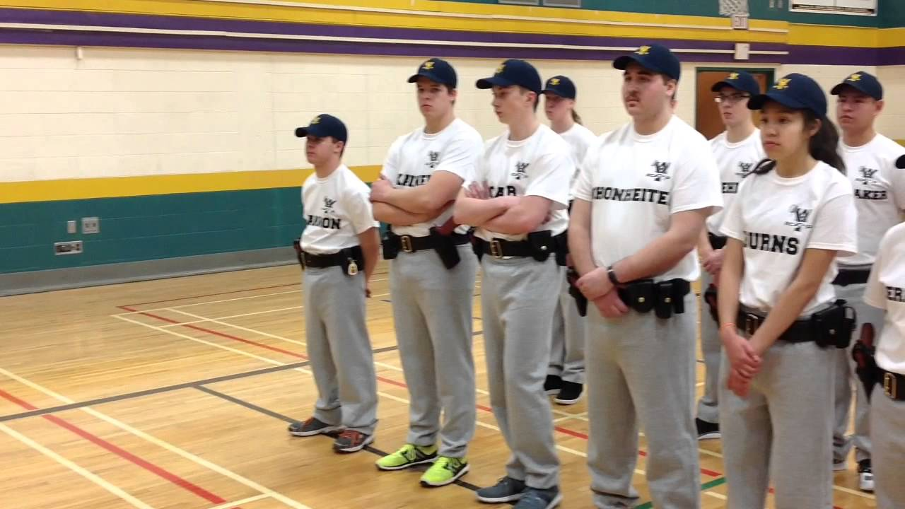Lloydminster RCMP Youth Academy Day One Introduction