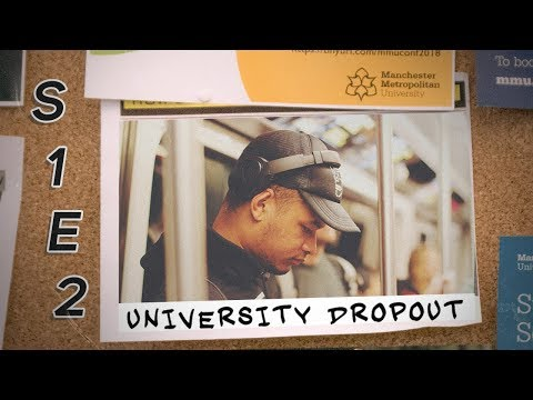 An Entrepreneur's Journey: Episode Two - The University Dropout