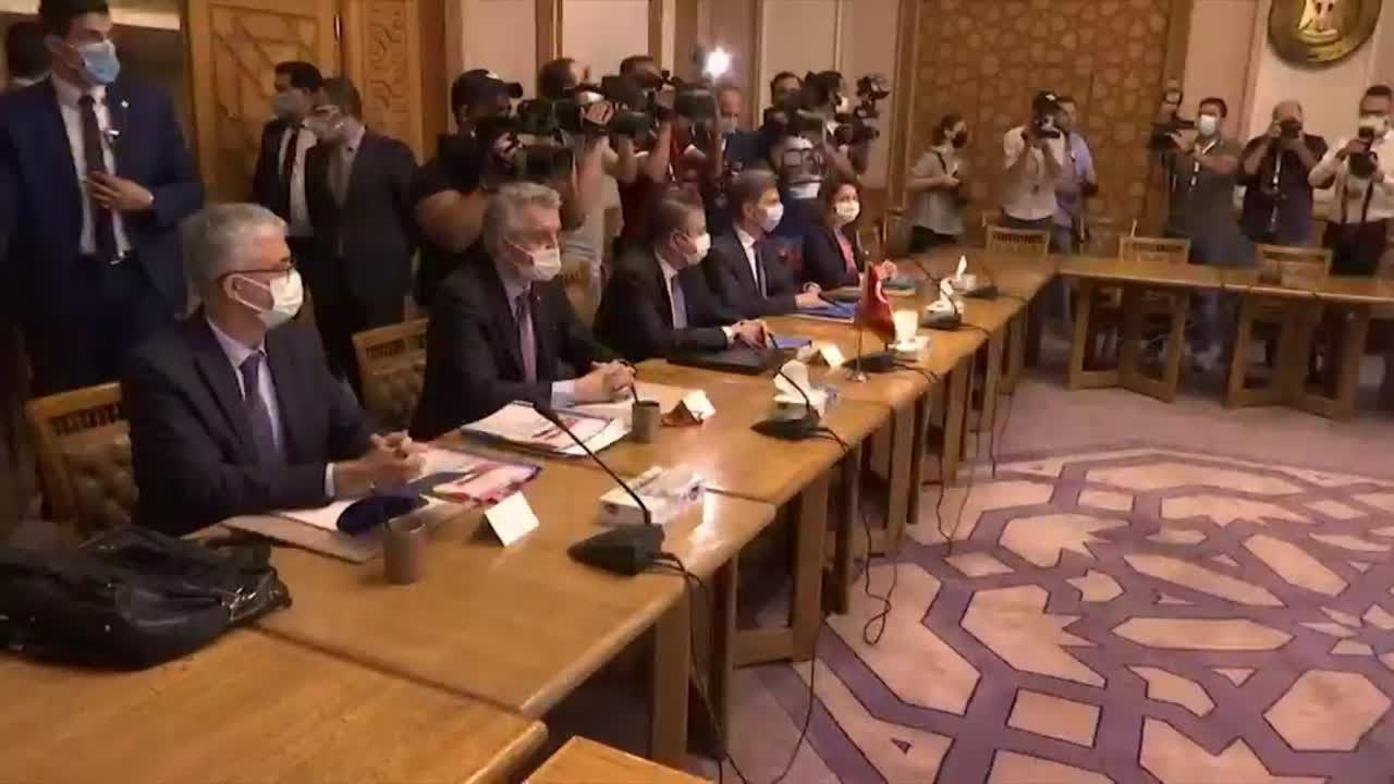 محادثات مصرية - تركية في القاهرة محورها تطبيع العلاقات  - نشر قبل 26 دقيقة