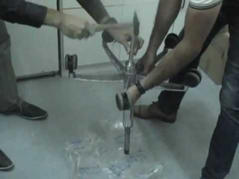 Desmontar silla ergonomica dental akura medical youtube for Silla ergonomica oficina