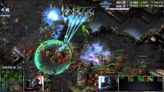LIVE NOW!! www.twitch.tv/wcs - Snute Deflects Alicia - WCS AM Premier 5th Place Match