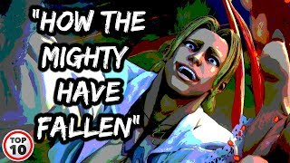 Scariest Street Fighter Creepypastas - Mask and Claw