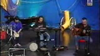 Ruben Carrasco live  ALEF.TV. (Jewish channel Argentina1997)