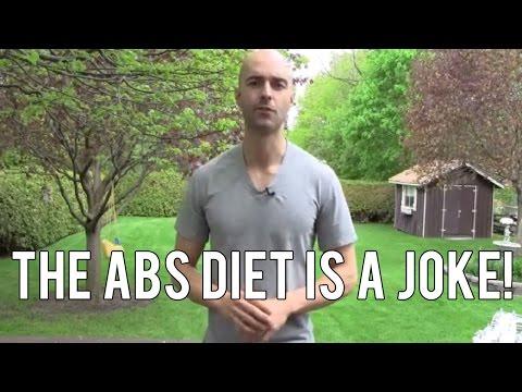 The Abs Diet is a Joke!