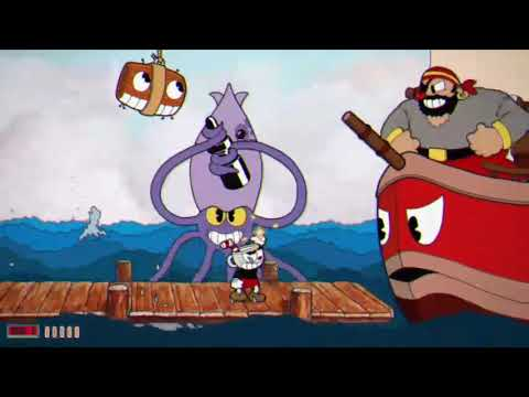 THE PIRATE'S LAST SWASHBUCKLE!!! CUPHEAD PT.13!!!(CHECK THE DESCRIPTION)