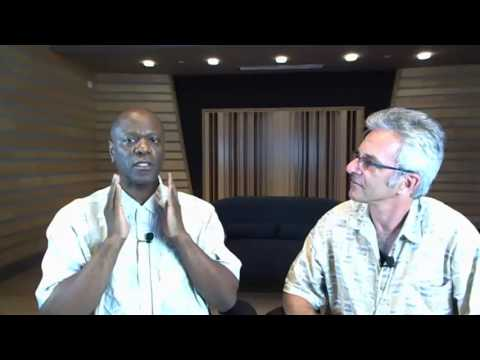 """iZotope Headroom   Episode 1: """"Visualizing the Vocal Mix"""" with Prince Charles Alexander"""