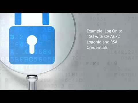 CA Advanced Authentication Mainframe: Multi-Factor Authentication for CA ACF2