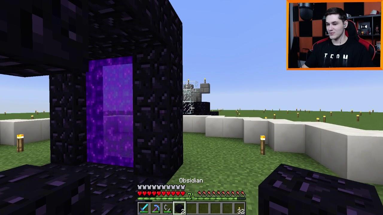 """Minecraft: Skyblock [ljaymc.pl] #7 – """"Kolejka już działa + koniec afków!"""""""