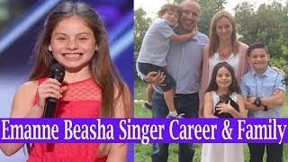Emanne Beasha (AGT 2019 Golden Buzzer) song, family, Career, age, Biography, lifestyle and mor!