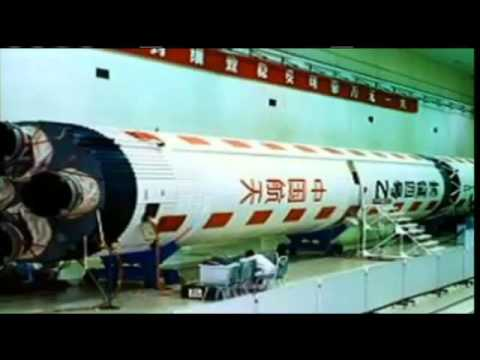 Chinese Rocket Burns Over Texas? 2013 HQ