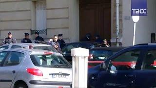 Франсуа Олланд назвал терактом взрыв в парижском офисе МВФ