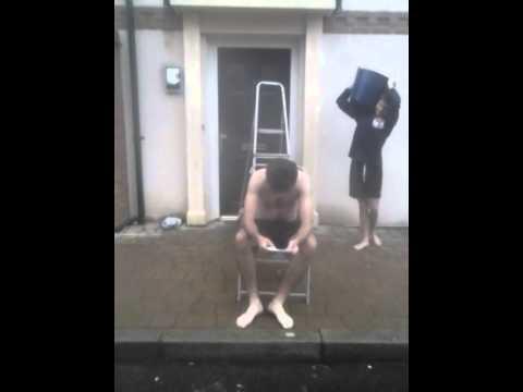 Patrick cunnington asl ice challange