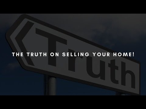 The Truth About Selling Your Home November 2020