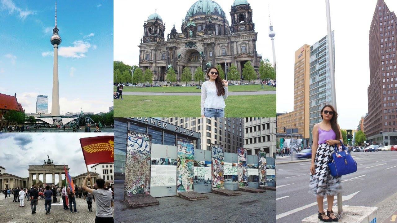 Berlin Travel Vlog - YouTube  Berlin Travel V...