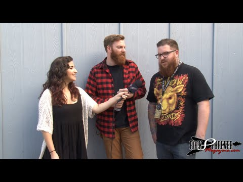 Four Year Strong Interview with Rock Forever Magazine (Feat. Nick from Heart to Heart)