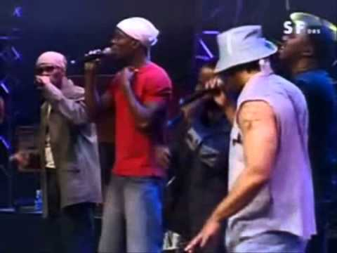 Naturally 7 - Music Is The Key (Live @ AVO Session 2004)