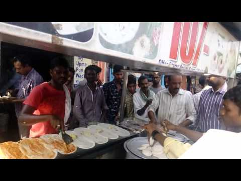 Mallik Dosa Ramanthapur Hyd low price tasty