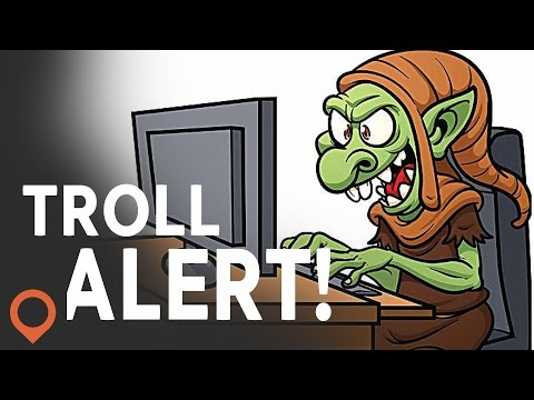 Comment Friday #13 - Troll Alert!