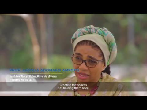 WAFIRA 2017 (Women Advancement Forum in Kumasi)