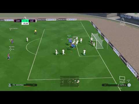 Union (2:6) (2:2) Lions (Premier League 11x11 4Stars PES17 PC Season 3)