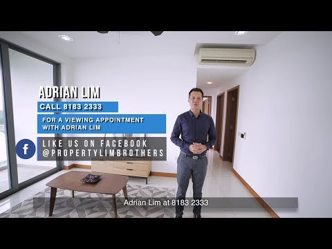 Singapore Condo Property Listing Video - Waterfront Waves 3 Bedder
