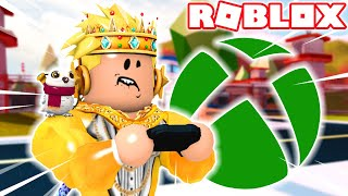 playing the new ROBLOX! (ROBLOX 2?) 😱 * beautiful *