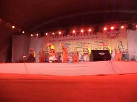 Badhai folk dance of mp naveen sahu 08871583664