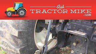 Bir Traktör daha Güvenli Tepelerde nasıl