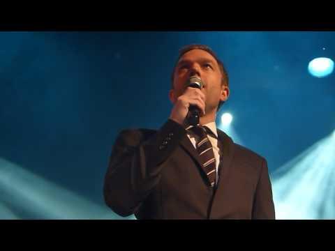 Hadley Fraser 'Stars' live London 05.02.17 HD
