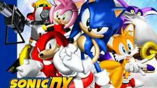 Sonic Adventure DX Music: Lost World 3