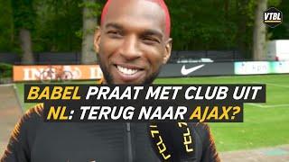 Ryan Babel reageert op Ajax-geruchten