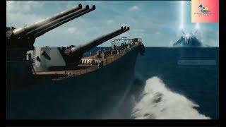 MOVIE CLIP.......BATTLE SHIP LAST ATTACK