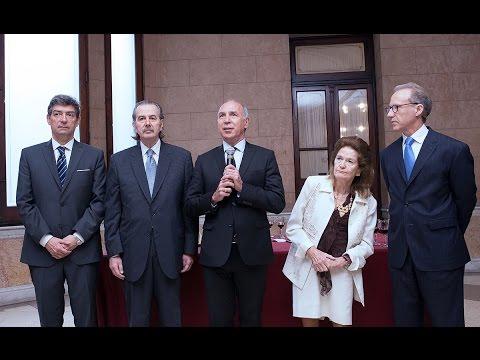 La Corte Suprema realizó un encuentro con la comunidad judía en oportunidad del comienzo del nuevo año