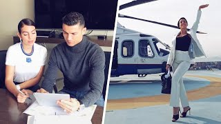 Why Cristiano Ronaldo Gives Girlfriend Georgina Rodriguez $80,000 A Month   Oh My Goal