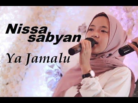 Nissa Sabyan - Ya Jamalu || LUCU
